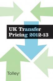 UK Transfer Pricing cover