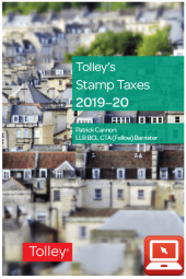 TolleyLibrary Light Tolley's Stamp Taxes 2019 and Print cover