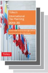 International Tax 2019-2020 Set cover