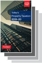 Tolley's Property Tax Set 2019 cover