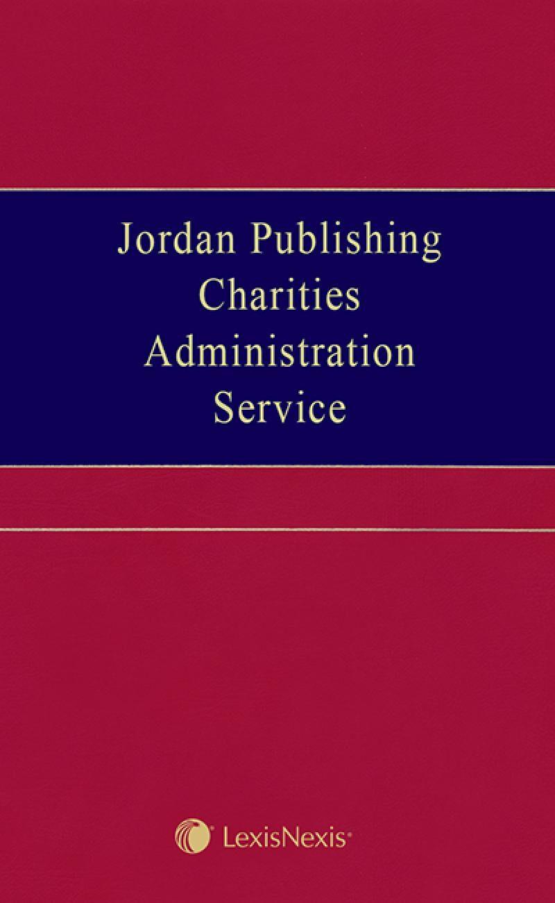 Jordan Publishing Charities Administration Service