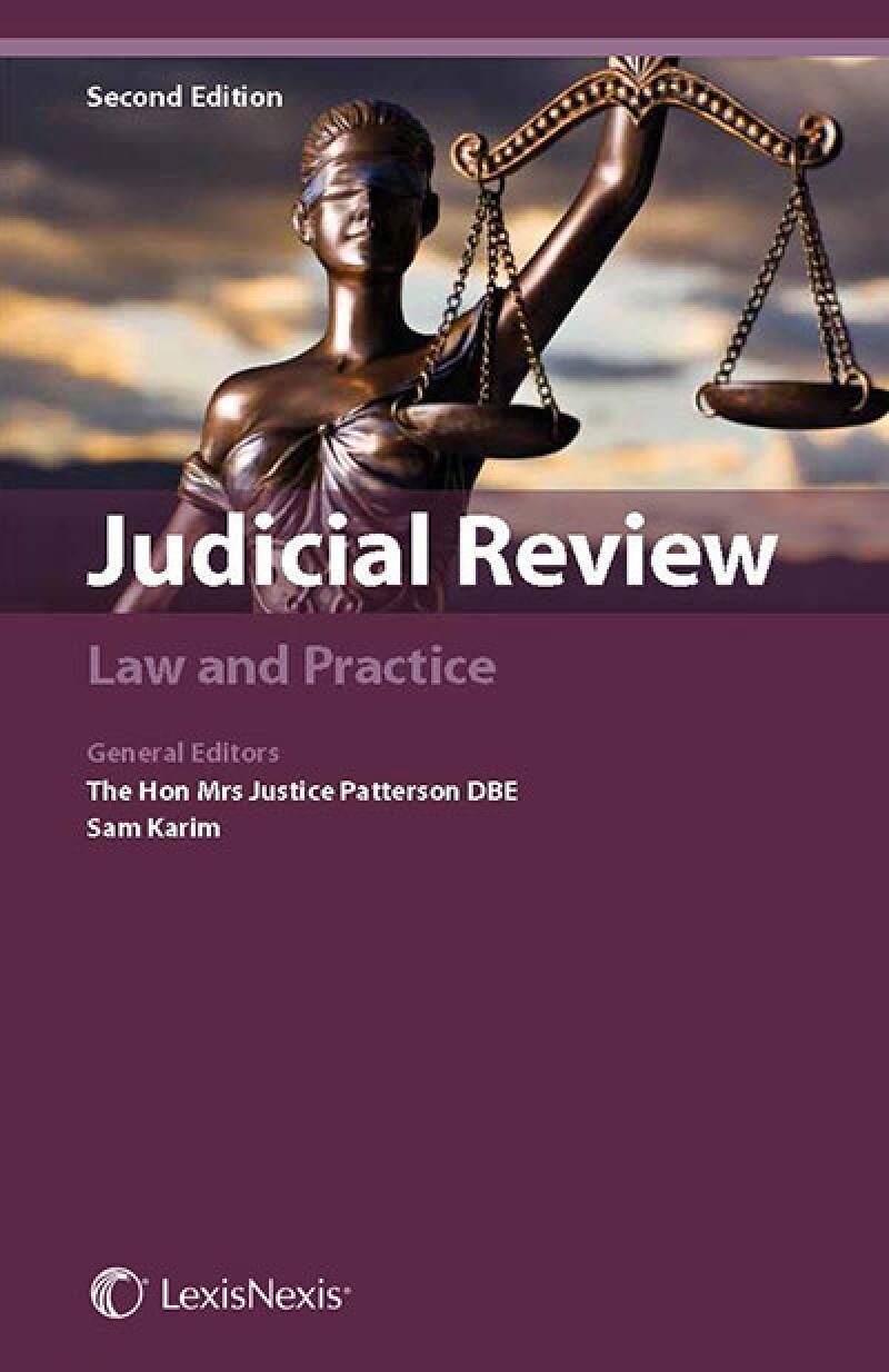 judicial review in the uk This presentation, given at a4id's training for development partners event, outlines the law of judicial review (jr) in the uk this talk discusses judicial review by explanatory definition, the public law obligations of public authorities, limits to jr, remedies available, and practical/procedural considerations for claimants.