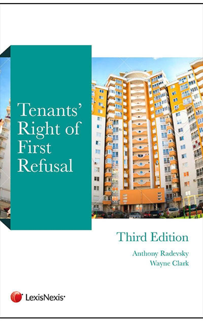 Tenants right of first refusal 3rd edition lexisnexis uk tenants right of first refusal 3rd edition fandeluxe Gallery