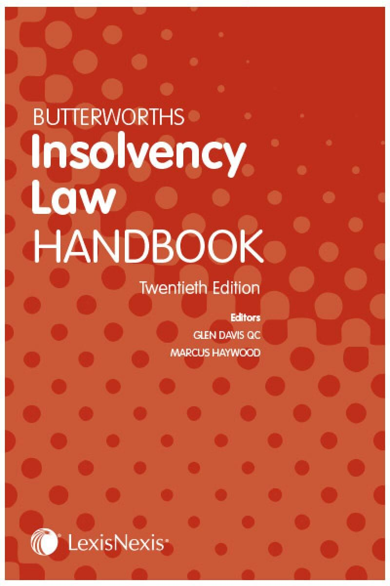 Butterworths insolvency law handbook 20ed ebook lexisnexis uk fandeluxe Images